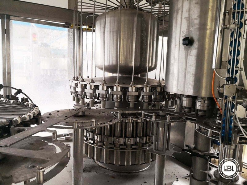 Used Complete PET Line for Water 7000 bph - 20