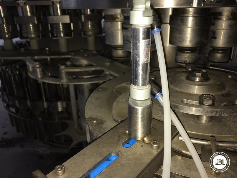 Used Complete PET Line for Water 7000 bph - 24