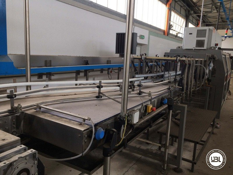 Used Complete PET Line for Water 7000 bph - 25