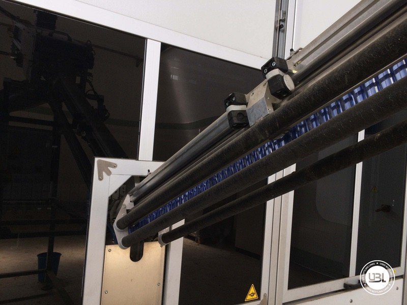 Used Complete PET Line for Water 7000 bph - 4