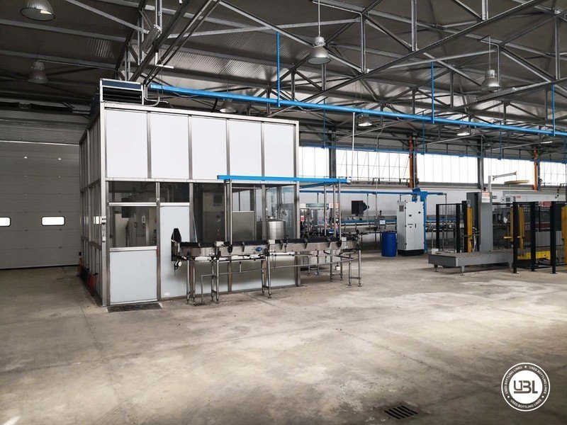 Used Complete PET Line for Water 7000 bph - 5