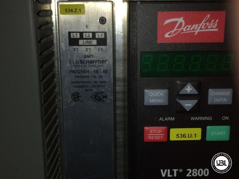 Used Complete PET Line for Water 7000 bph - 50