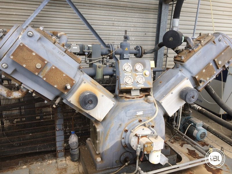 Used Complete PET Line for Water 7000 bph - 55