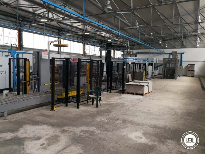 Used Complete PET Line for Water 7000 bph - 6