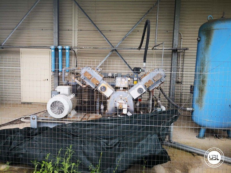 Used Complete PET Line for Water 7000 bph - 61