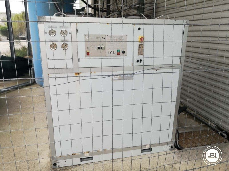 Used Complete PET Line for Water 7000 bph - 62