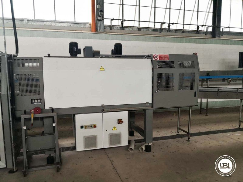 Used Complete PET Line for Water 7000 bph - 8