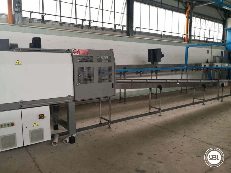 Used Complete PET Line for Water 7000 bph - 9