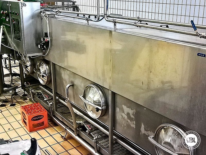 Used Isabaric Complete Glass Line for Beer, Sparkling Wine, Still Wine 2200 bph - 17