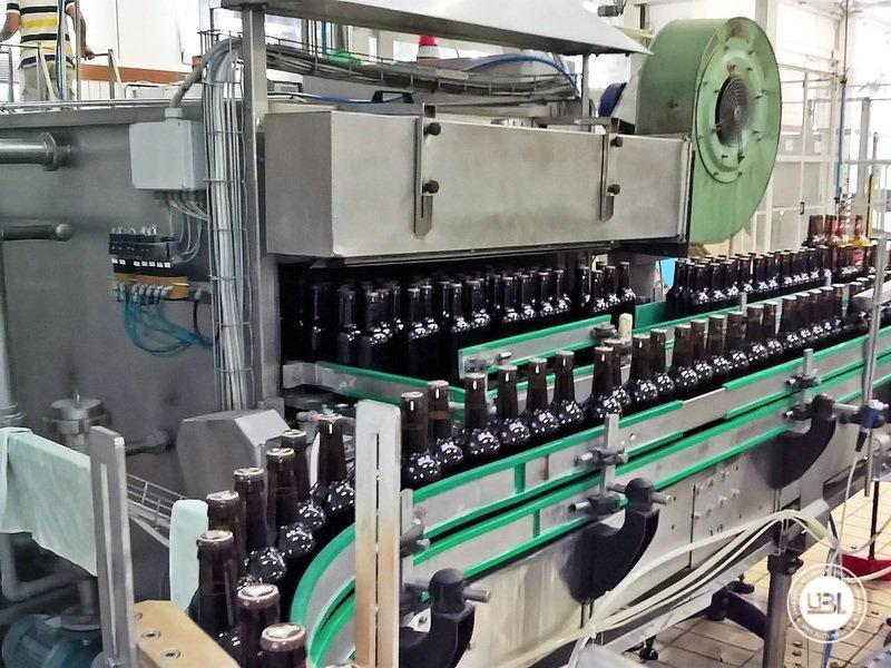 Used Isabaric Complete Glass Line for Beer, Sparkling Wine, Still Wine 2200 bph - 24