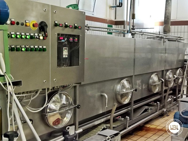 Used Isabaric Complete Glass Line for Beer, Sparkling Wine, Still Wine 2200 bph - 26