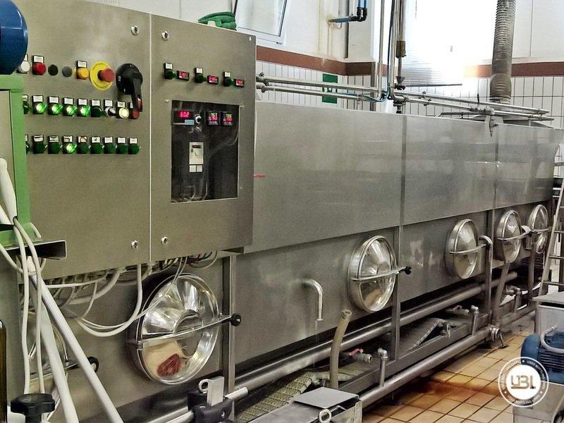 Komplette Glasflasche Abfüllanlage für Bier, Schaumwein, Stillwein - 26