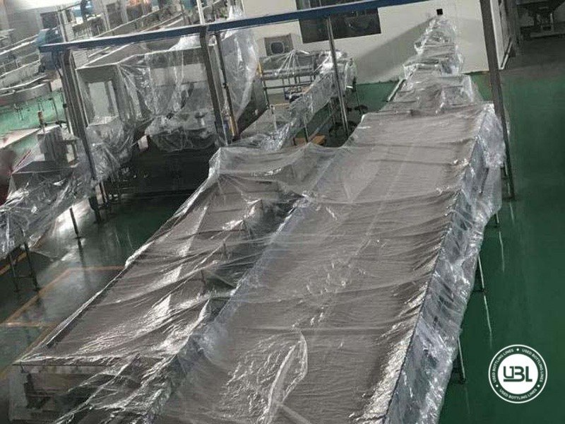 Used Complete PET Line for Water 25200 bph - 19