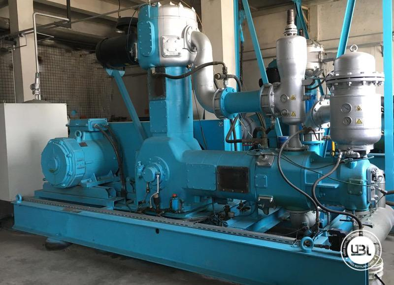 Used Complete PET Line for Water 25200 bph - 5