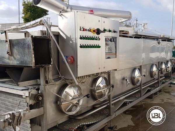 Used Isabaric Complete Glass Line for Beer, Sparkling Wine, Still Wine 2200 bph - 1