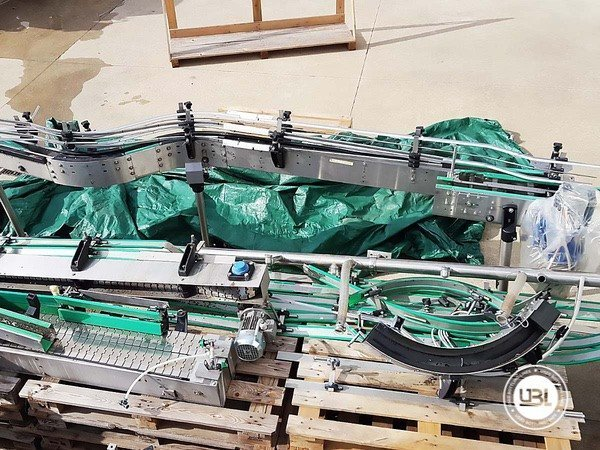 Used Isabaric Complete Glass Line for Beer, Sparkling Wine, Still Wine 2200 bph - 4