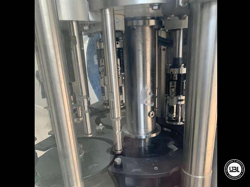 Used Volumetric Filling Machine Fimer RTI 16 16 3 VA PK 3500 bph - 10
