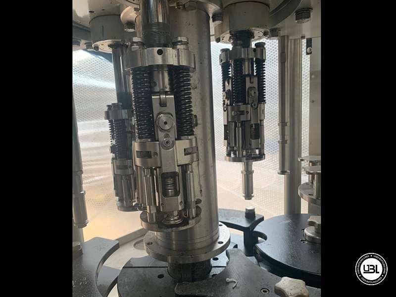 Used Volumetric Filling Machine Fimer RTI 16 16 3 VA PK 3500 bph - 11
