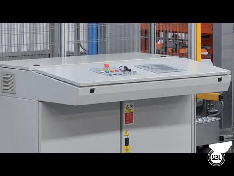 Used Automatic Palletizer Mondo & Scaglione Automatic P6 45/60 cpm year 2010 - 1