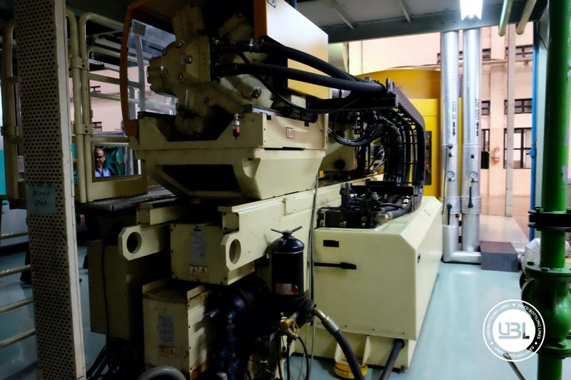 Used Injection Molding Machine Husky INDEX 250 QUAD 60 - 5