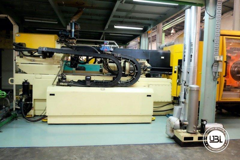 Used Injection Molding Machine Husky INDEX 250 QUAD 60 - 14