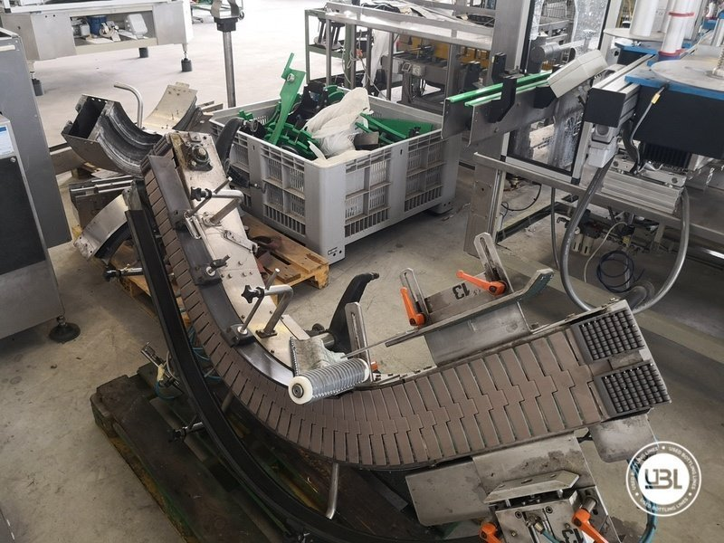 Used Isobaric Complete Glass Line for Sparkling Wine, Spumante, Still Wine 2500 bph - 31
