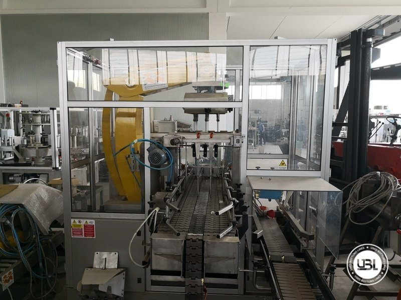 Used Isobaric Complete Glass Line for Sparkling Wine, Spumante, Still Wine 2500 bph - 41