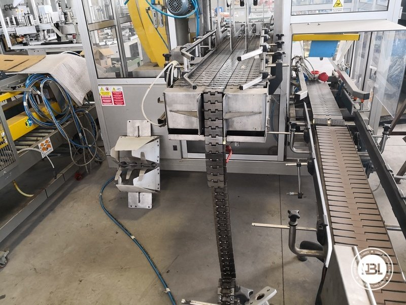 Used Isobaric Complete Glass Line for Sparkling Wine, Spumante, Still Wine 2500 bph - 42