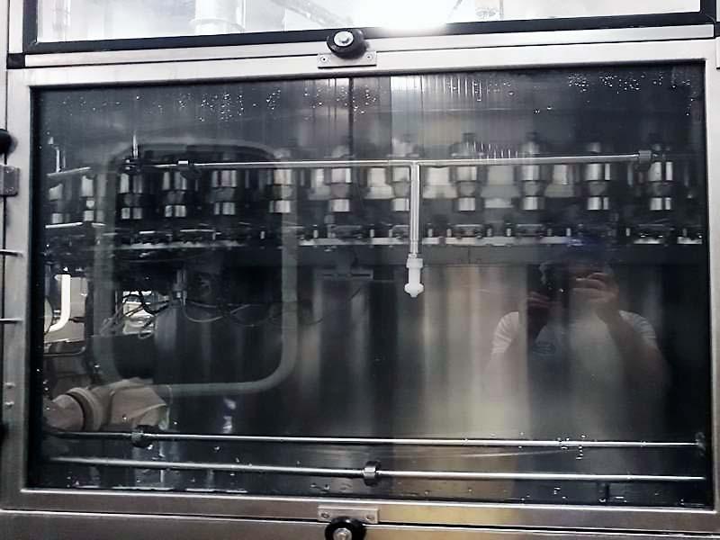 Línea completa de PET para Sodas, Té, Zumo - 12