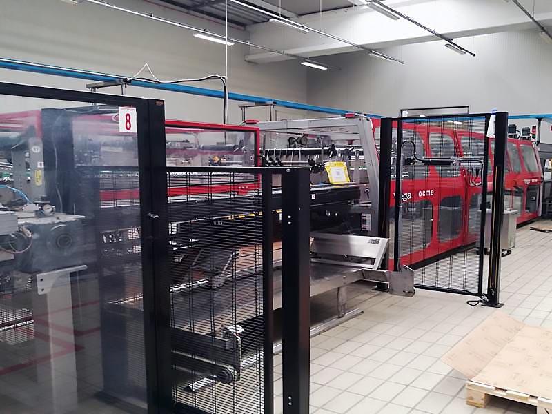 Linha completa de PET para Suco, Refrigerantes, Chá - 28