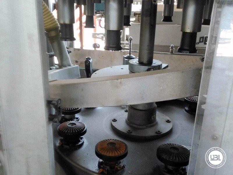 Lavasciuga Bottiglie usata Cames 6-10 3500 Bph - 3