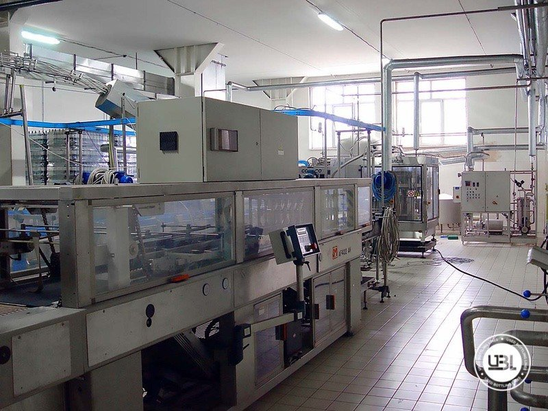 Used Complete Can Line for Beer 9000 cph - 1