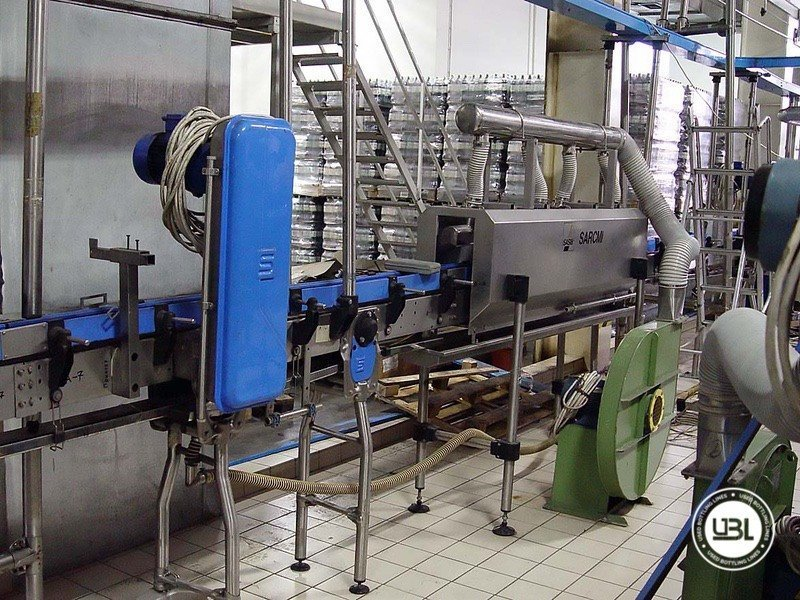 Used Complete Can Line for Beer 9000 cph - 10