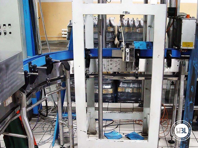 Used Complete Can Line for Beer 9000 cph - 11