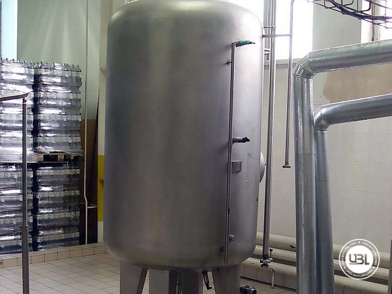 Used Complete Can Line for Beer 9000 cph - 2