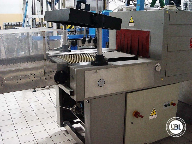Used Complete Can Line for Beer 9000 cph - 5