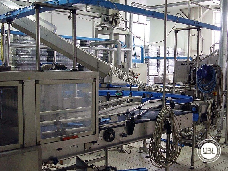 Used Complete Can Line for Beer 9000 cph - 6