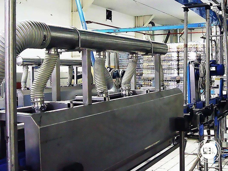 Used Complete Can Line for Beer 9000 cph - 7