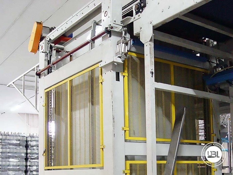 Used Complete Can Line for Beer 9000 cph - 8