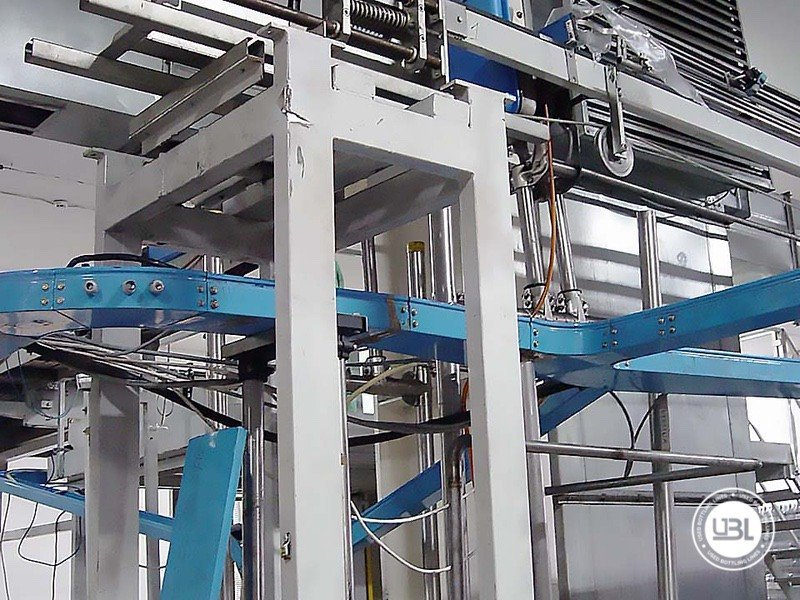 Used Complete Can Line for Beer 9000 cph - 9
