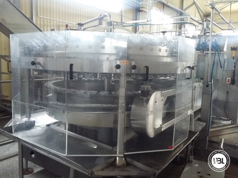 Used Complete Can Line for Soft Drinks 12000 bph - 1