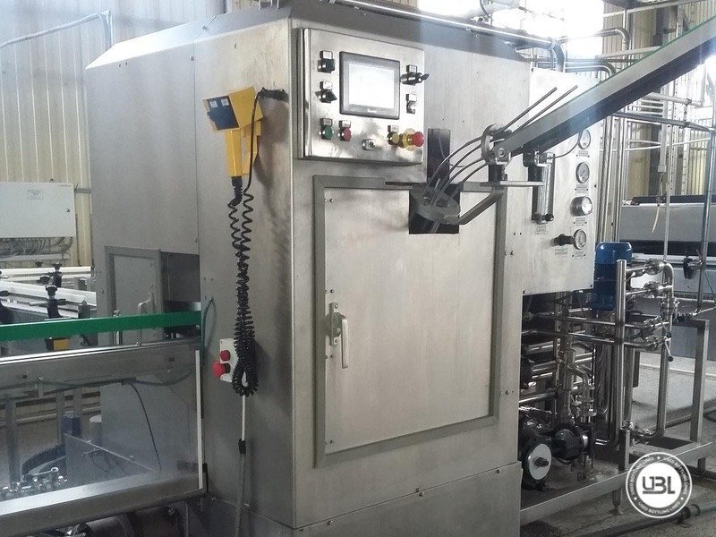 Used Complete Can Line for Soft Drinks 12000 bph - 10