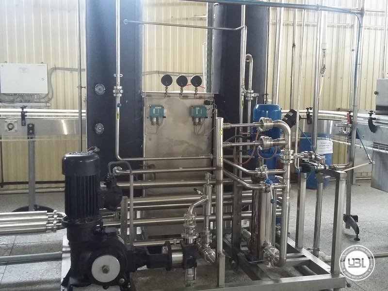 Used Complete Can Line for Soft Drinks 12000 bph - 14