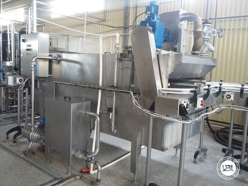 Used Complete Can Line for Soft Drinks 12000 bph - 17