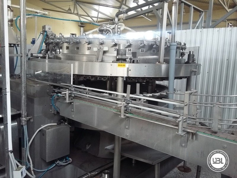 Used Complete Can Line for Soft Drinks 12000 bph - 2