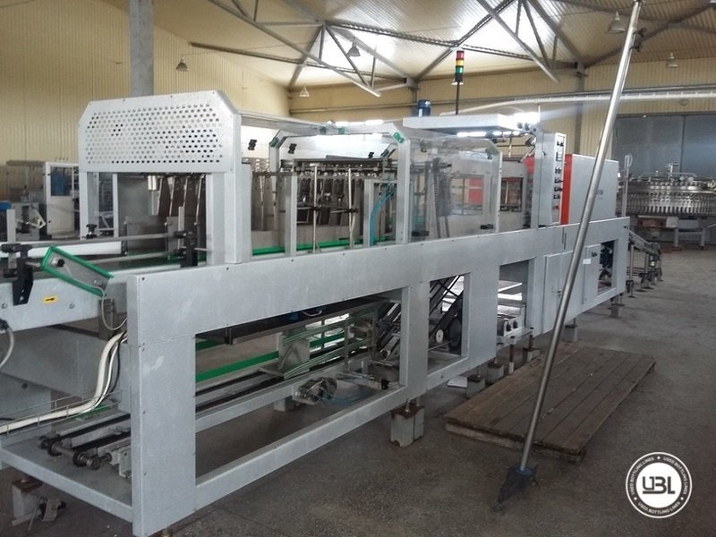 Used Complete Can Line for Soft Drinks 12000 bph - 21