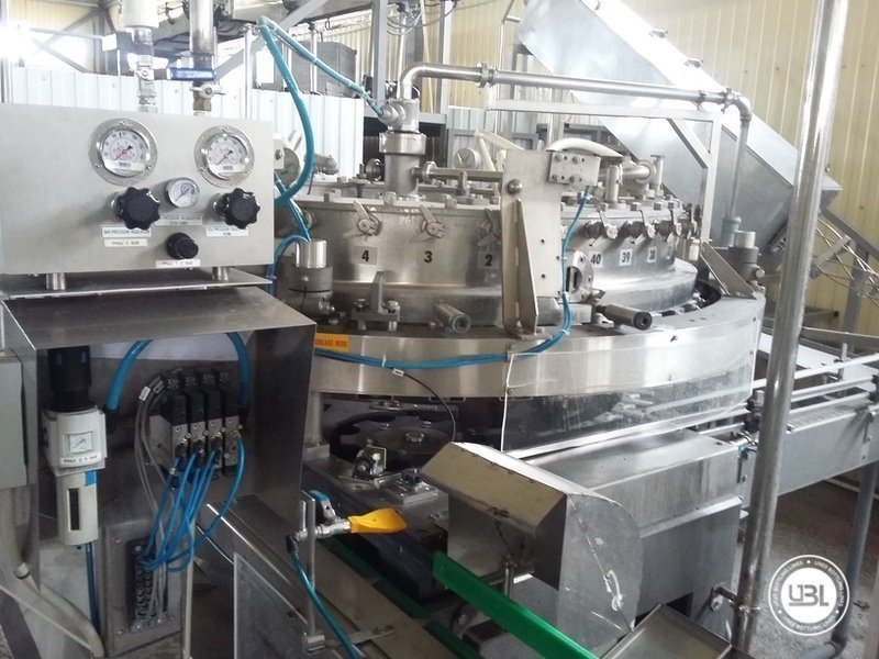 Used Complete Can Line for Soft Drinks 12000 bph - 3