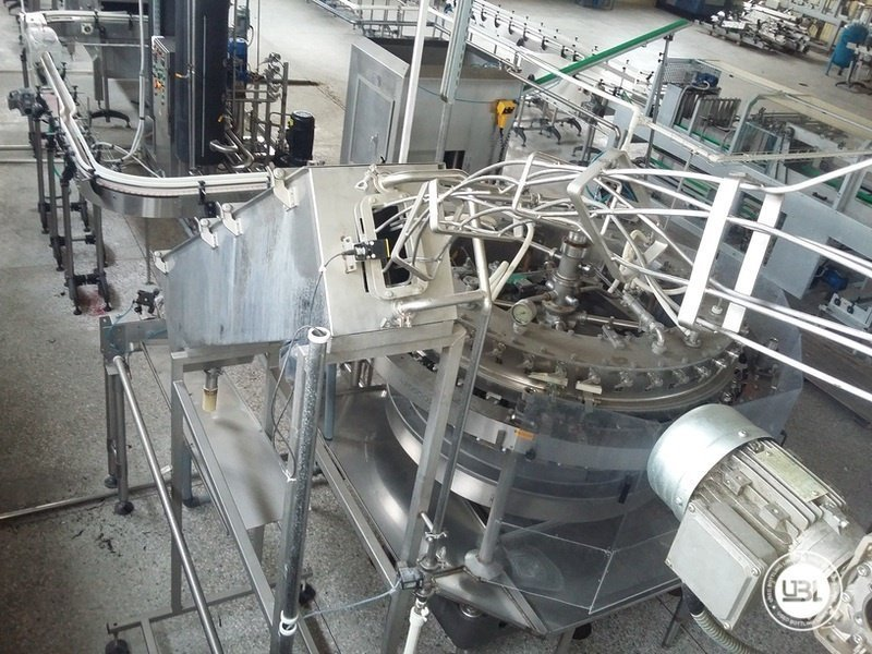 Used Complete Can Line for Soft Drinks 12000 bph - 8