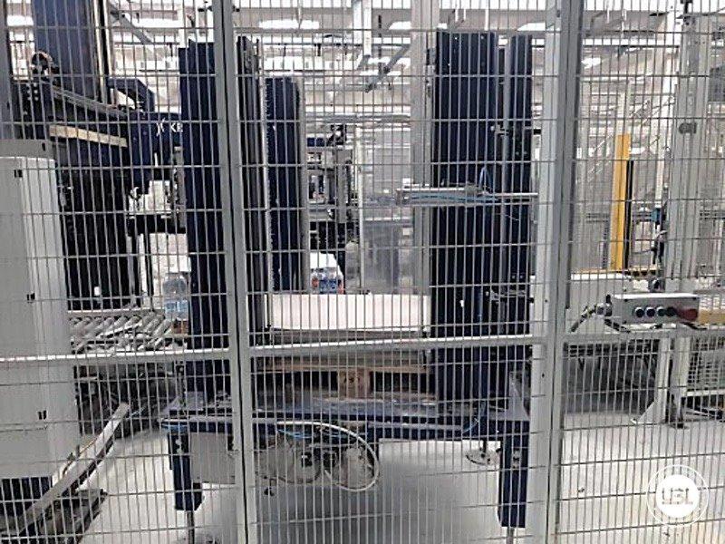 Komplett PET töltősor – Víz - 27