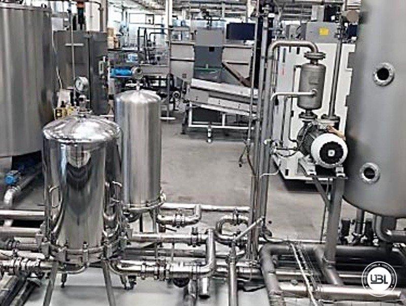 Komplett PET töltősor – Víz - 6